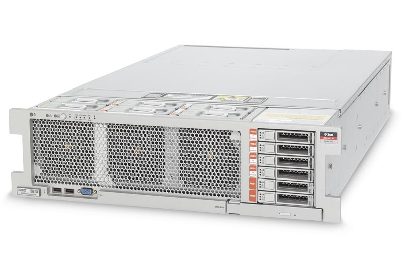 Nya Oracle SPARC M7!
