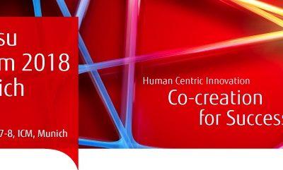 Fujitsu Forum, November 07–08, 2018 Munich